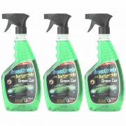 Aromatizante Cheirinho Automotivo Odorizador  Spray Green Car - 2.2 lts