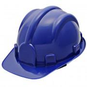 Capacete de Segurança - Azul Escuro Classe A e B com Selo Inmetro 29.792