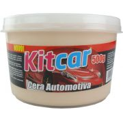 Cera Automotiva Kit Car 500g