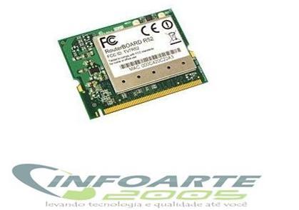 MK- MINI PCI CARD R52 100MW