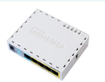MIKROTIK- ROUTERBOARD RB 750UP