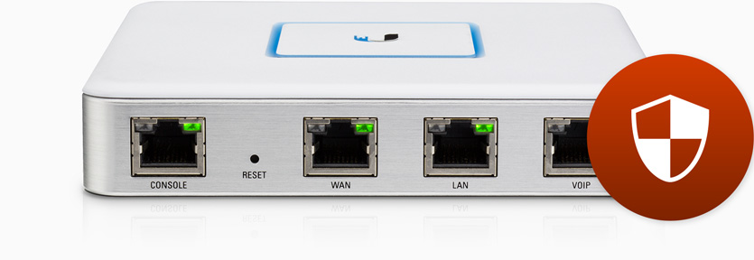 UBIQUITI AP UNIFI USG SECURITY GATEWAY