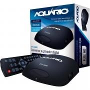 CONVERSOR DIGITAL GRAVADOR FULL HD MODELO DTV-5000 - AQUARIO