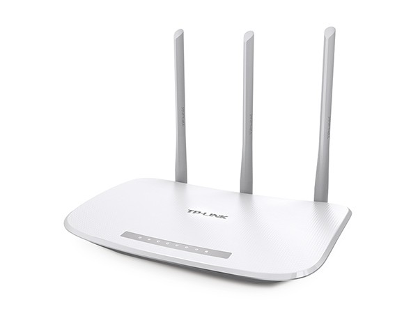 W. TP-LINK ROUTER TL-WR845N 300MBPS WIFI N ROUTER