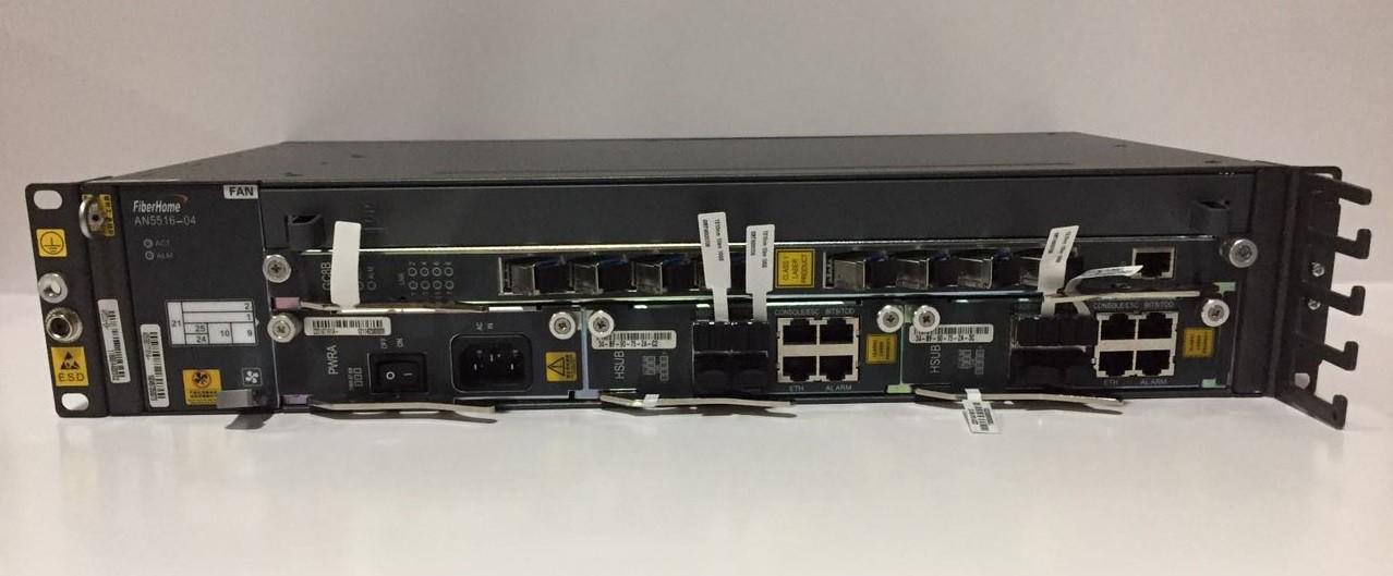 F. OLT AN5516-04 FBH 02U 2XHSUB+GC8B MINI POWER BI cod 2108