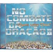 CD Quem como Deus (No Combate da Oração II) - Luzia Santiago e Mons. Jonas Abib - Armazém Católico - Livraria Católica