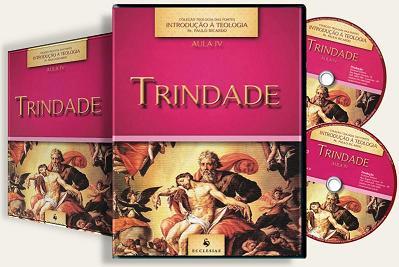 TRINDADE - PADRE PAULO RICARDO (LIVRO+DVD+CD)  - Armazém Católico - Livraria Católica