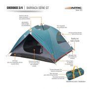 Barraca de camping Nautika Cherokee GT 3/4 - ESPORTIMAR