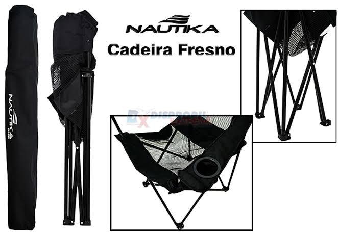 CADEIRA DE CAMPING FRESNO