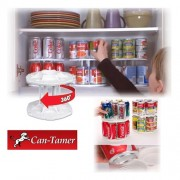Can Roller - Organizador de Enlatados - Igual ao da TV - Frete Gr�tis