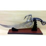 Espada Fac�o Escorpi�o Rei - Frete Gr�tis