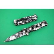 Canivete Caveira Comando - Frete Grátis