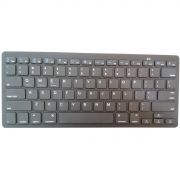 Bluetooth Wireless Keyboard Multimedia (Teclado via Bluetooth para IOS/Android/Windows) - Frete Grátis