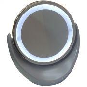 Espelho com Iluminação Luz de LED Duplo - Frete Grátis