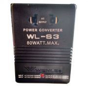 Transformador/Conversor de voltagem - 80 watts