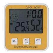 Termômetro Higrômetro Digital