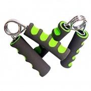 Kit Hand Grip Treino Mãos Dedos Punhos Antebraços 2 Peças
