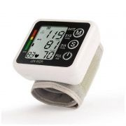 Medidor Eletrônico De Pulso Pressão Arterial Automático Display