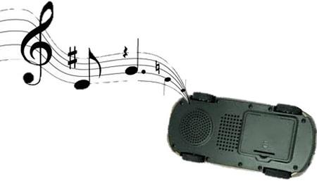 Mini Caixa de Som - Formato de Carro - Frete Gr�tis  - Thata Esportes