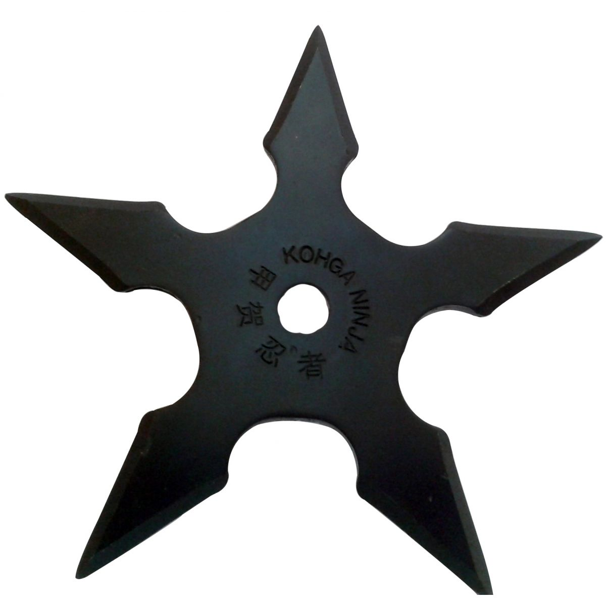 Estrela Ninja Shuriken - 5 Pontas   - Thata Esportes