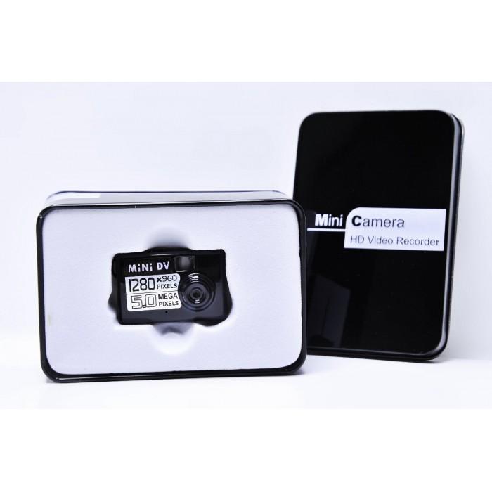 Mini Camera Espiã Filmadora - Frete Grátis  - Thata Esportes