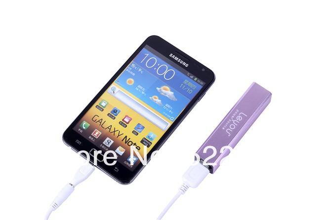 Carregador Universal de Bateria Extra iPhone iPod Galaxy - Frete Gratis  - Thata Esportes