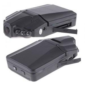 Câmera Filmadora Veículos Espia Infravermelho  - Thata Esportes