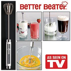 Better Beater - Batedeira Manual - Frete Grátis  - Thata Esportes