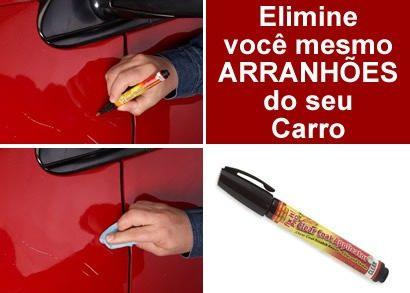 Caneta Tira Risco Automotivo Fix It Pro   - Thata Esportes