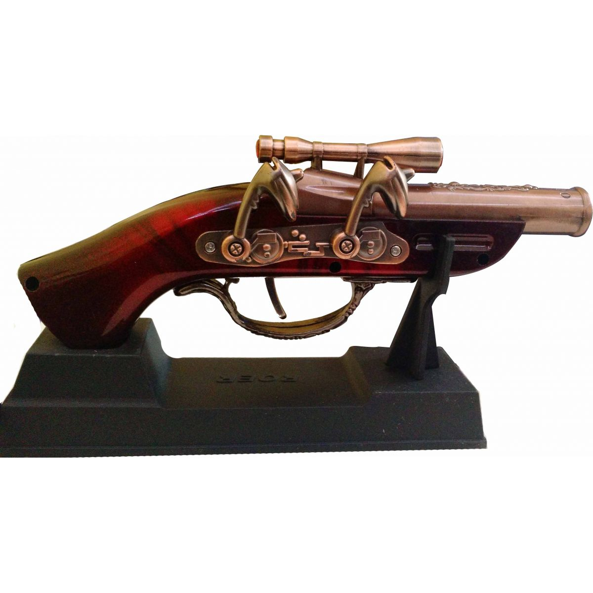 Isqueiro Maçarico Pistola  - Thata Esportes