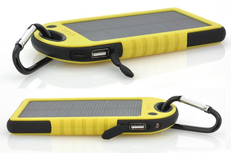Carregador Multi Uso Solar e Eletrico  - Thata Esportes