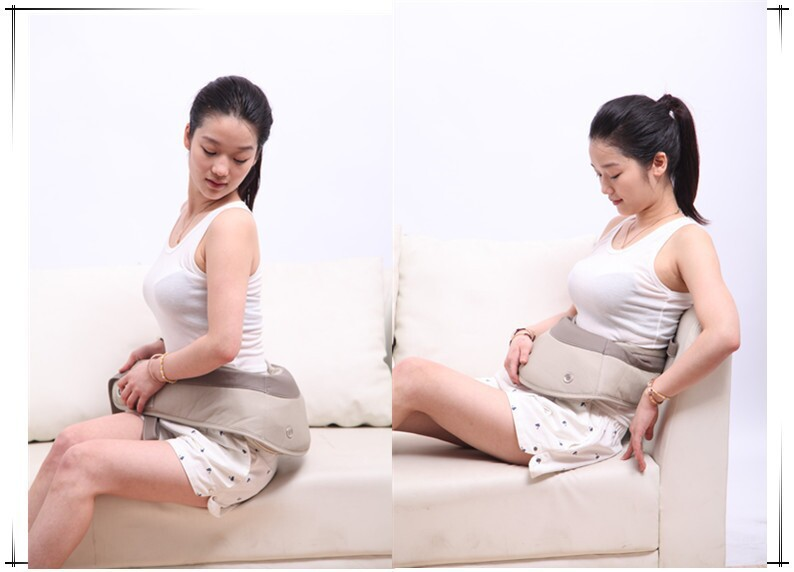 Massageador Cervical Shiatsu - Frete Grátis  - Thata Esportes