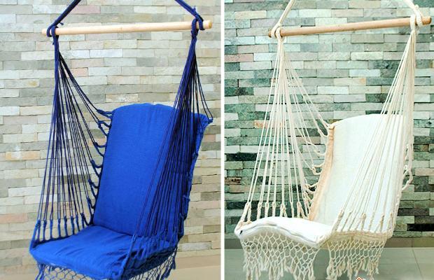 Cadeira Rede de Descanso - Frete Grátis  - Thata Esportes