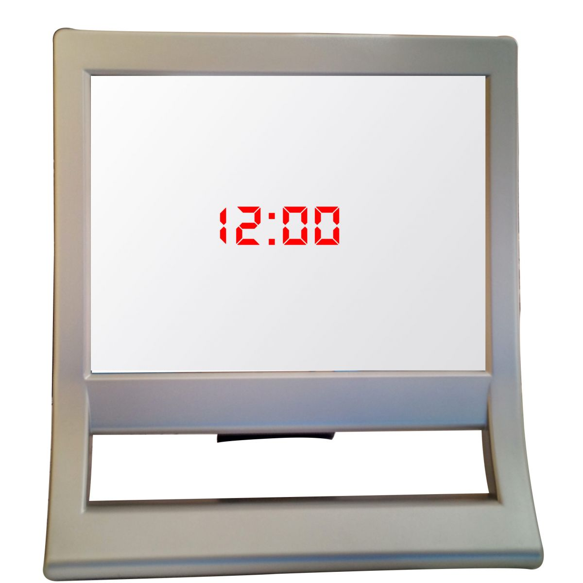 Relógio Digital com Espelho e Controle de Voz - Frete Grátis  - Thata Esportes