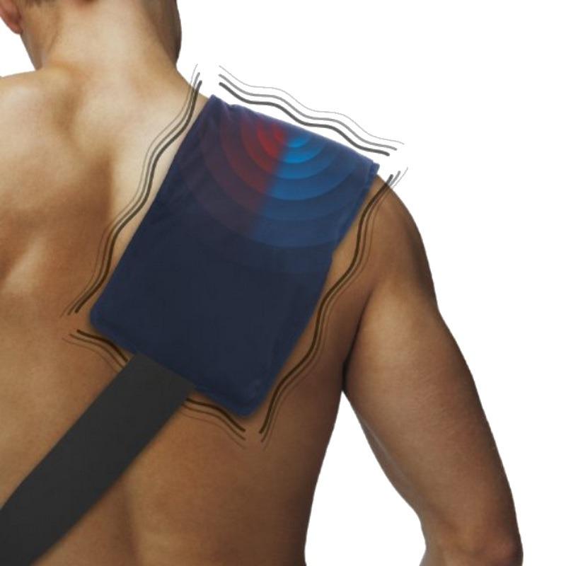 Kit com 2 massageadores wahl – Massagem quente e frio - Frete Grátis  - Thata Esportes