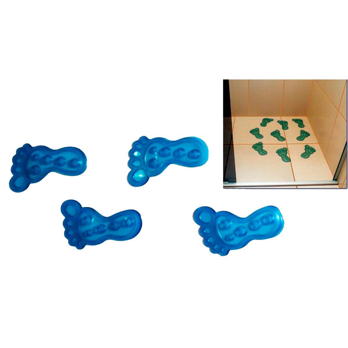 Mini Tapete Antiderrapante de Box Pezinho PVC   - Thata Esportes