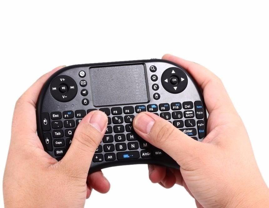 Mini KeyBoard - Mini Teclado Wireless  - Thata Esportes