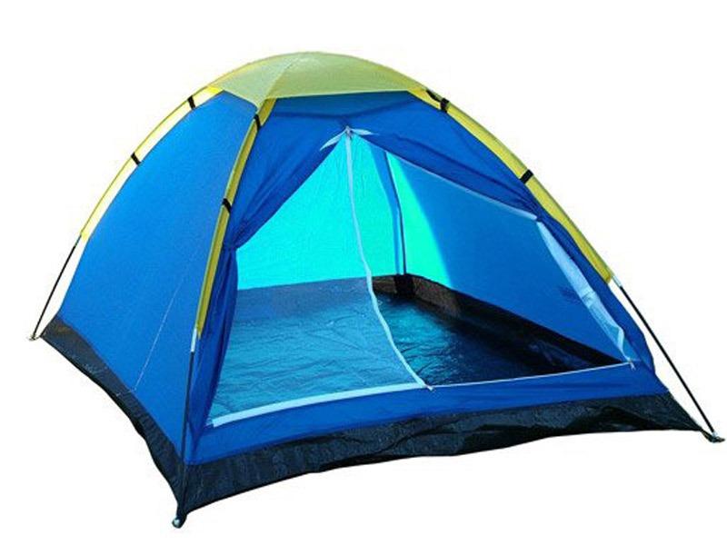Barraca Cabana de Camping Acampamento para 3 Pessoas – Manual  - Thata Esportes