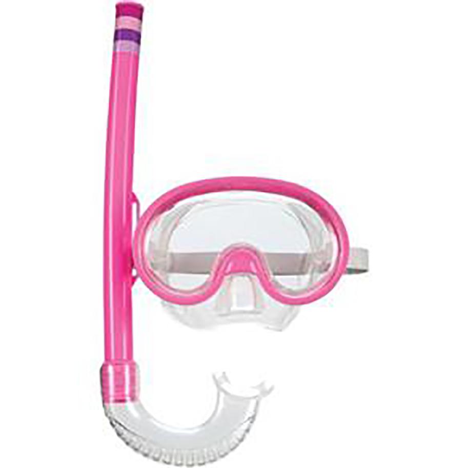 Kit Mergulho Mascar� + Snorkel/ Respirador Infantil  - Thata Esportes
