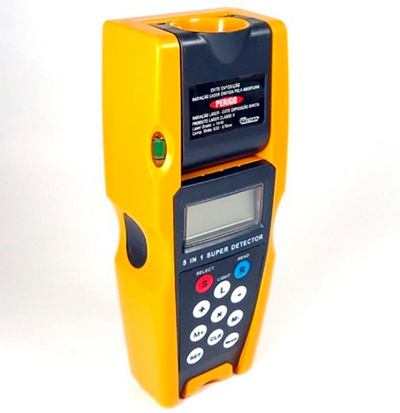 Medidor de Distância Ultrasônico/Ultrassonico  - Thata Esportes