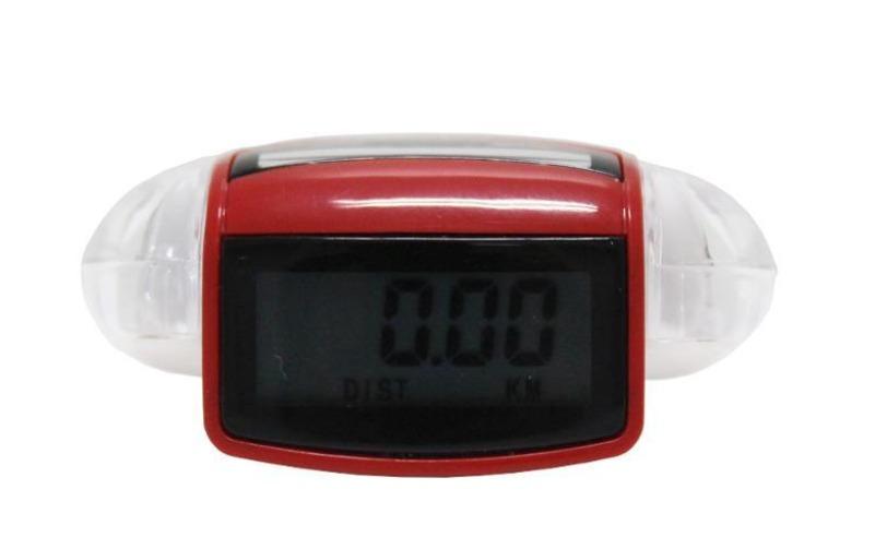 Pedômetro Solar  Com Cálculo De Distância   - Thata Esportes