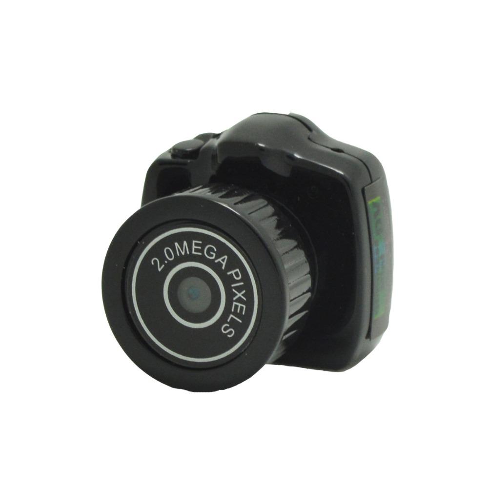 Mini Micro Câmera Dv Filmadora 720p 2g Espia Menor Do Mundo  - Thata Esportes