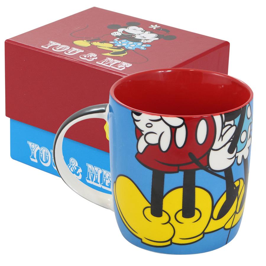 Caneca Mickey e Minnie  - Thata Esportes