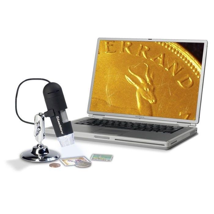 Microscópio Digital Usb 1000x Ampliação  - Thata Esportes