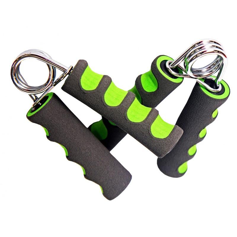 Kit Hand Grip Treino Mãos Dedos Punhos Antebraços 2 Peças  - Thata Esportes