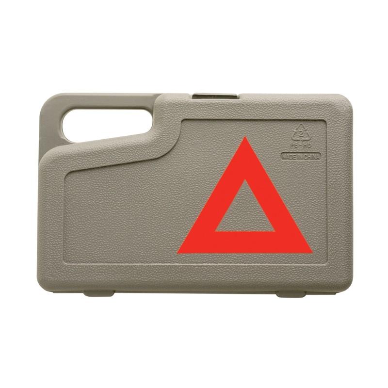 Kit Maleta de Emergência Para Automóvel EDA 32 Peças  - Thata Esportes