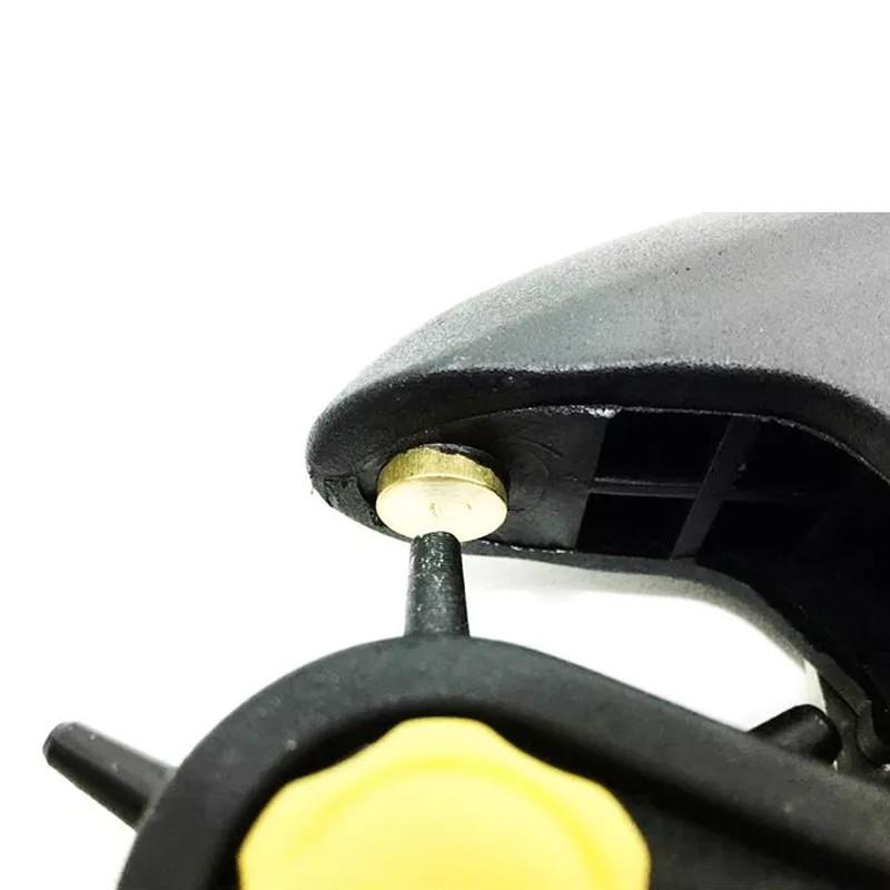 Alicate Vazador Furador Profissional de Couro com 6 Posições  - Thata Esportes