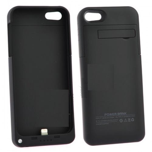 Capa Carregadora com Bateria Extra iPhone 5 - Frete Grátis  - Thata Esportes