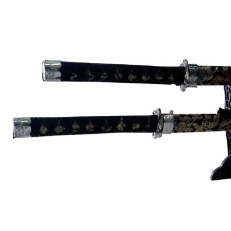 Kit 2 Espada com Suporte - Frete Grátis  - Thata Esportes