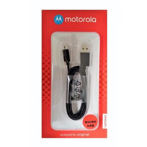 Cabo Motorola Original Micro USB